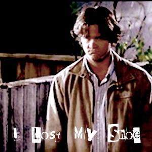 Lost my shoe