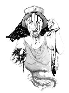 Persephone by Greg Chapman