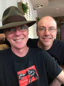 Rob and Alan